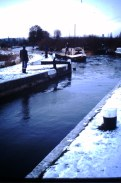 England Barge Trip - Winter 78-79