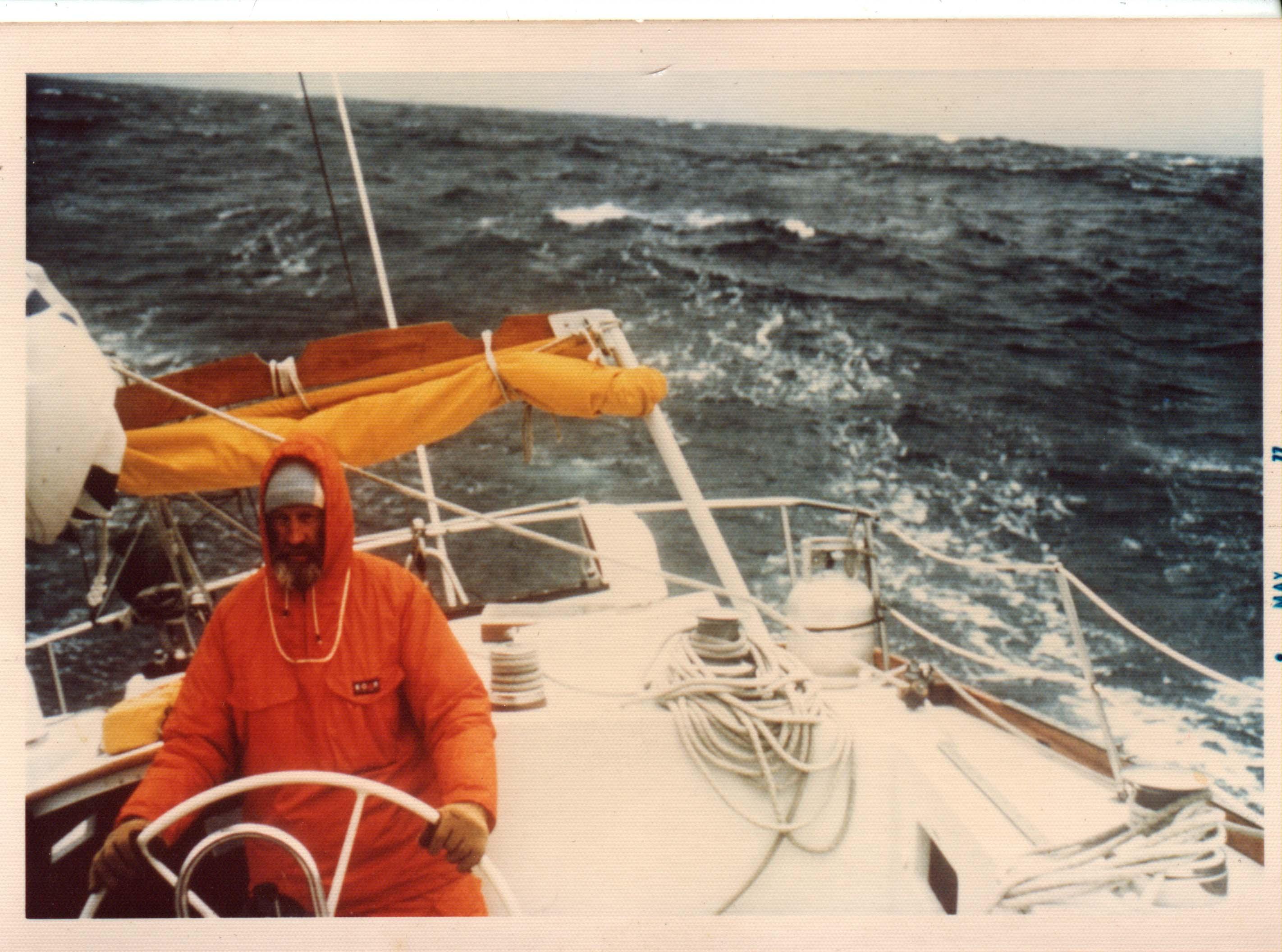 tcb at sea